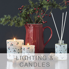 GreenGate Lightning & Candles