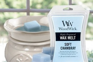 WoodWick Mini Wax Melt