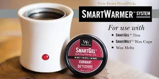 WoodWick Smart Gel & Smart Wax Cups