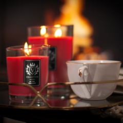 Vellutier® By the Fireplace