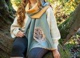 Wrendale-winter-sjaal