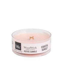 WoodWick Coastal Sunset Petit Travel Candle