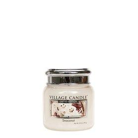 Village Candle Snoconut 92gr Mini Candle