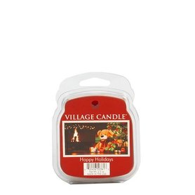 Village Candle Happy Holidays 62gr Wax Melt