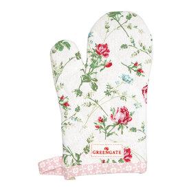 GreenGate Kinder Ovenhandschoen / Child grill glove Constance white