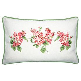 GreenGate Sierkussen / Cushion Luna White pieceprinted 30x50cm