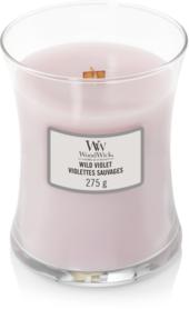 WoodWick® HearthWick® Wild Violet Medium Candle