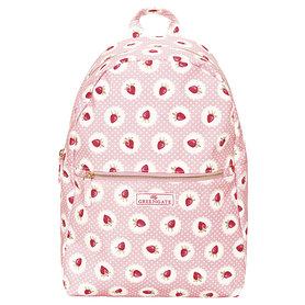 GreenGate Backpack Strawberry pale pink
