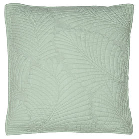 GreenGate Cushion Cover Maggie pale green 50x50cm