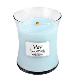Pure Comfort Geurkaars Medium WoodWick® HearthWick®