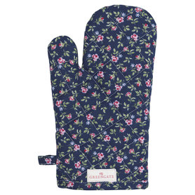 GreenGate Grill glove  Berta dark blue