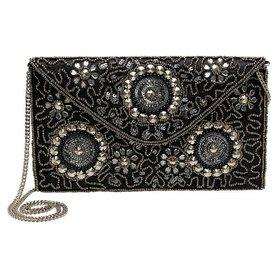 Gate Noir Hand bag dark grey GN