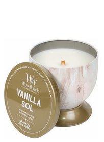 WoodWick® HearthWick® Artisan Vanilla Sol Tin