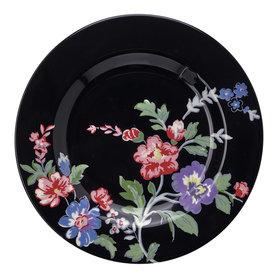 GreenGate Gebaksbordje / Small plate Isobel black