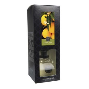 Bridgewater Candle  Reeddiffuser Orange Vanilla