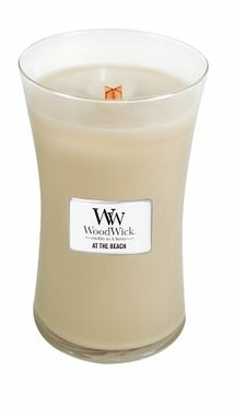 At the Beach Geurkaars Large WoodWick® HearthWick®