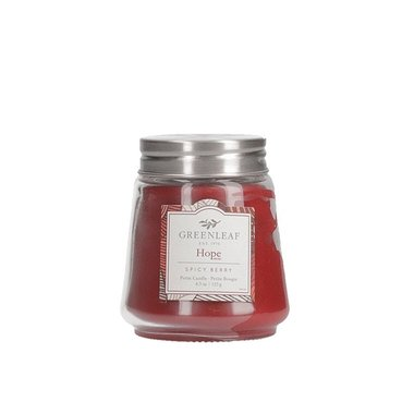 Greenleaf Hope Petite Candle