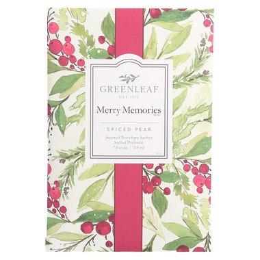 Greenleaf Geurzakje Merry Memories