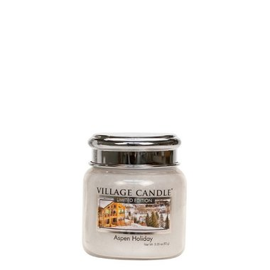 Village Candle Aspen Holiday 92gr Mini Candle