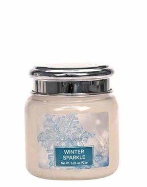 Village Candle Winter Sparkle 92gr Mini Candle