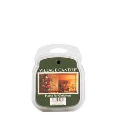 Village Candle Home for Christmas 62gr Wax Melt