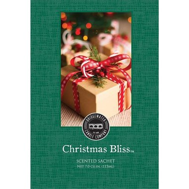 Bridgewater Candle Geurzakje Christmas Bliss