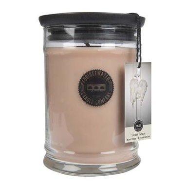 Bridgewater Candle Jar L Sweet Grace