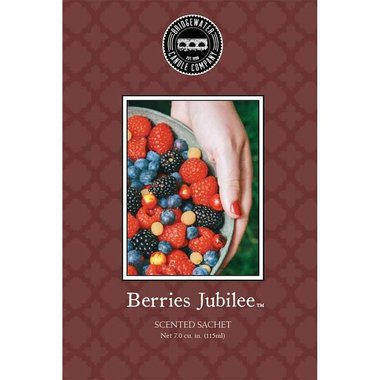 Bridgewater Candle Geurzakje Berries Jubilee