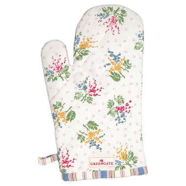 GreenGate Ovenhandschoen / Grill glove Mira White
