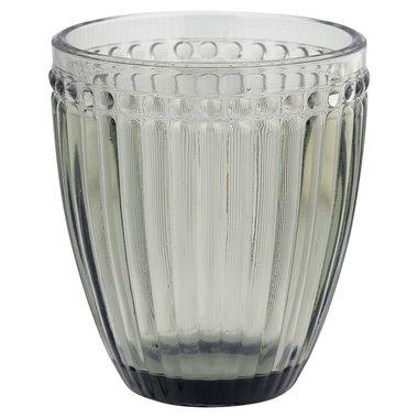 GreenGate Glass Alexa Grey H: 10cm
