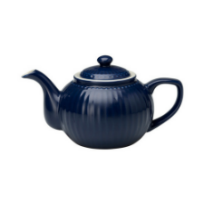 GreenGate Everyday Alice Theepot Dark Blue