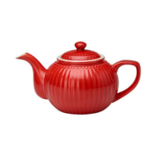 GreenGate Everyday Alice Theepot Red