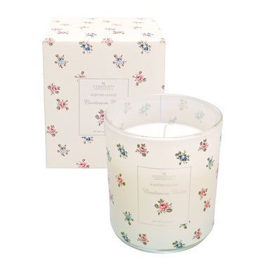 GreenGate Scented candle Hailey red 240g