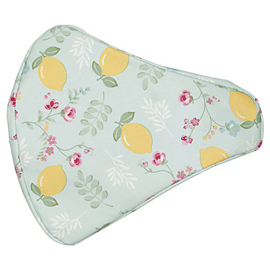 GreenGate Bike seat cover Limona Pale Blue