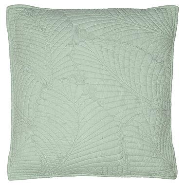 GreenGate Cushion Cover Maggie pale green 50x50cm