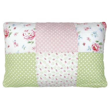 GreenGate Cushion Cover Meryl mega white 40x60cm