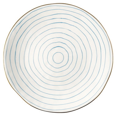 GreenGate Dinner plate Sally pale blue D: 25,3 cm