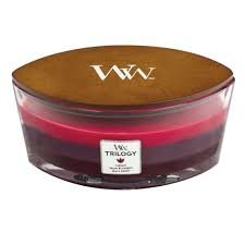 Sun Ripened Berries Trilogy WoodWick® HearthWick®