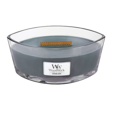 Evening Onyx Ellipse WoodWick® HearthWick®