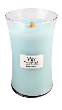 Pure Comfort Geurkaars Large WoodWick® HearthWick®