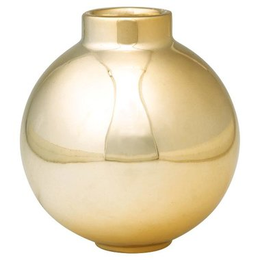 Gate Noir Candle holder ball gold GN D:7,4cm