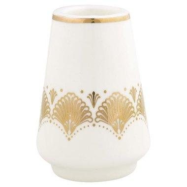 Gate Noir Candle holder Elvina gold medium GN H: 6,5cm