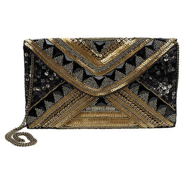 Gate Noir Hand bag black GN
