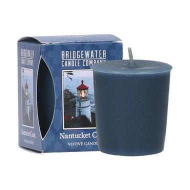 Bridgewater Candle Votive Nantucket Coast