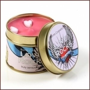 Bomb Cosmetics Geurkaars Love Rocks Tinned Candle