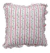 GreenGate Cushion Cover Gloria White w/frill 50x50cm