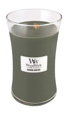 WoodWick® HearthWick® Evening Bonfire Large Candle