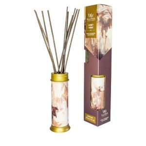 WoodWick® Reed diffuser Artisan Honey Tabac