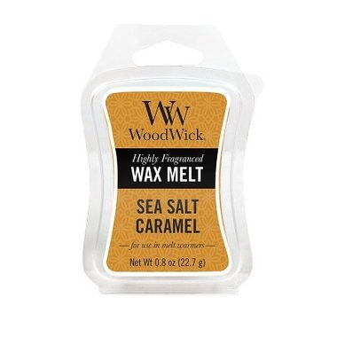 WoodWick® Sea Salt & Caramel Mini Wax Melt