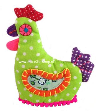 Ginger Lifestyle eierwarmer Kip groen